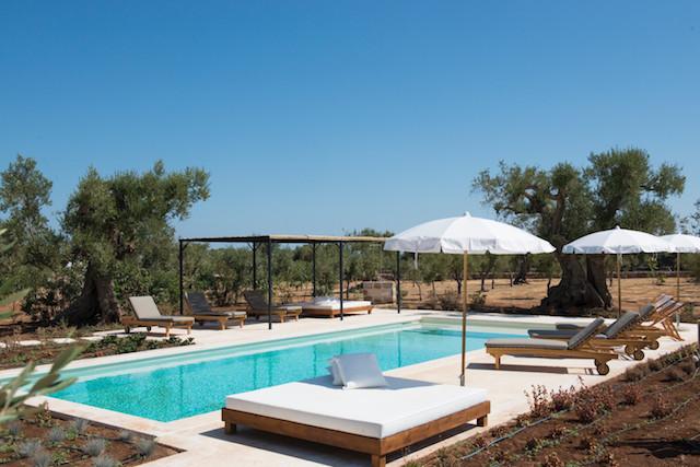 Masseria Puglia Met Zwembad Vlakbij De Kust 3