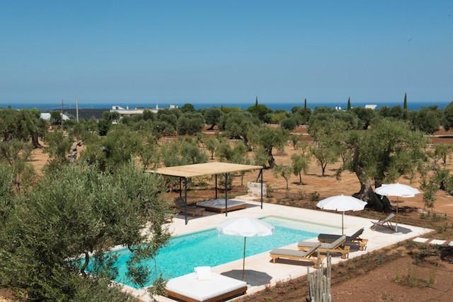 Masseria Puglia Met Zwembad Vlakbij De Kust 33