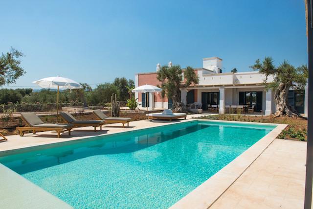 Masseria Puglia Met Zwembad Vlakbij De Kust 4