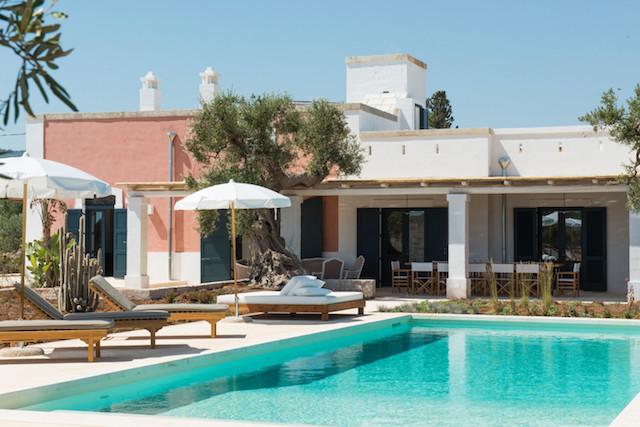Masseria Puglia Met Zwembad Vlakbij De Kust 5