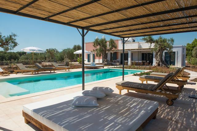 Masseria Puglia Met Zwembad Vlakbij De Kust 6