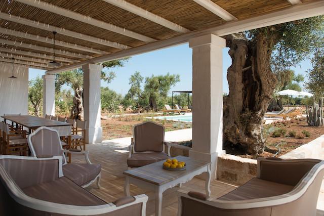 Masseria Puglia Met Zwembad Vlakbij De Kust 8