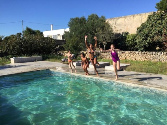 Moderne Villa Met Zwembad En Zeezicht In Puglia 27