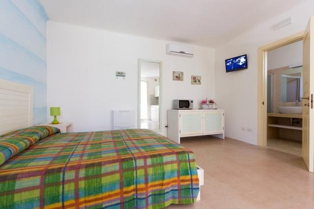 Monolocale App Vakantiepark Met Zwembad Lecce 13