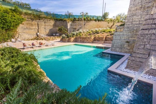 Monolocale App Vakantiepark Met Zwembad Lecce 20