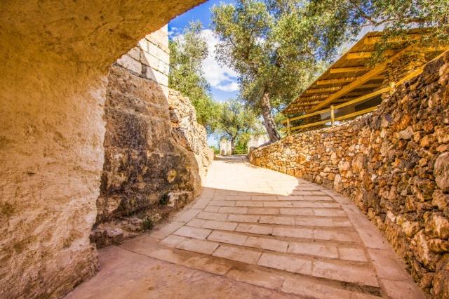 Monolocale App Vakantiepark Met Zwembad Lecce 24