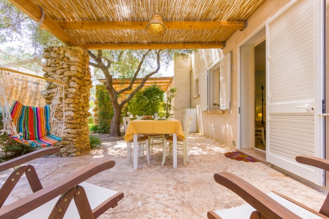 Monolocale App Vakantiepark Met Zwembad Lecce 8
