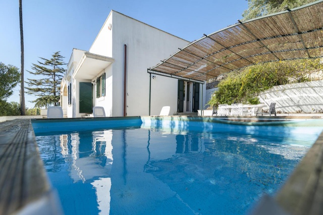 Mooie Villa Casarano Met Eigen Zwembad 1