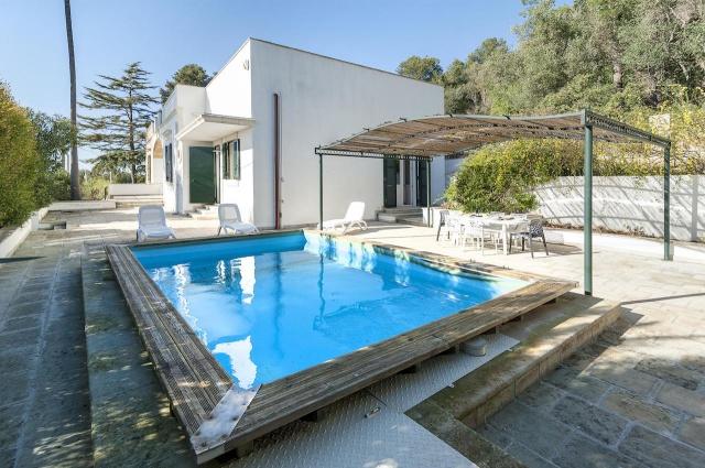 Mooie Villa Casarano Met Eigen Zwembad 2