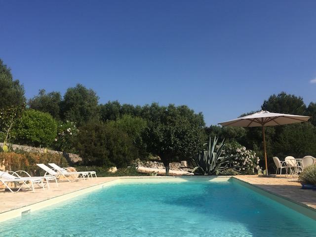 Ostuni Trullo Vakantiehuis Met Zwembad En Uitzicht 3