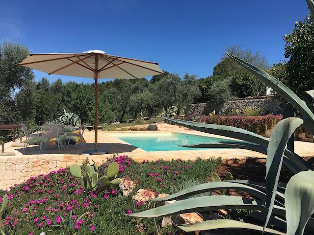 Ostuni Trullo Vakantiehuis Met Zwembad En Uitzicht 30