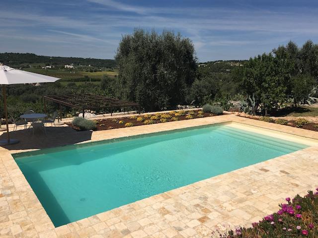 Ostuni Trullo Vakantiehuis Met Zwembad En Uitzicht 31