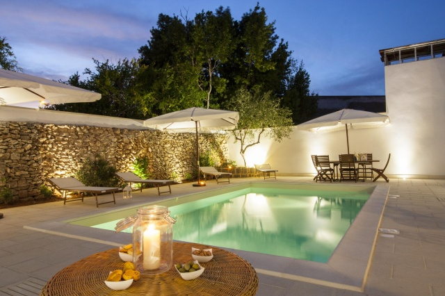 Puglia Lecce App In Centrum Met Verwarmd Zwembad 17