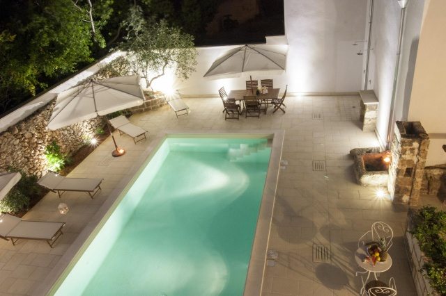 Puglia Lecce App In Centrum Met Verwarmd Zwembad 19