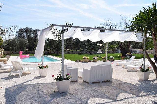 Puglia Trullo Vrijstaand Met Eigen Zwembad Voor 6 Personen 1