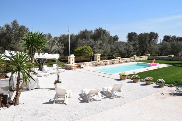 Puglia Trullo Vrijstaand Met Eigen Zwembad Voor 6 Personen 15