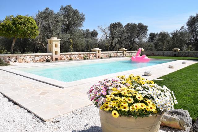 Puglia Trullo Vrijstaand Met Eigen Zwembad Voor 6 Personen 3