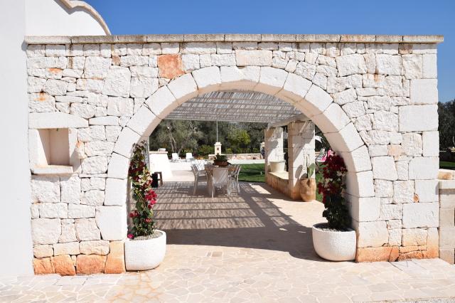 Puglia Trullo Vrijstaand Met Eigen Zwembad Voor 6 Personen 9