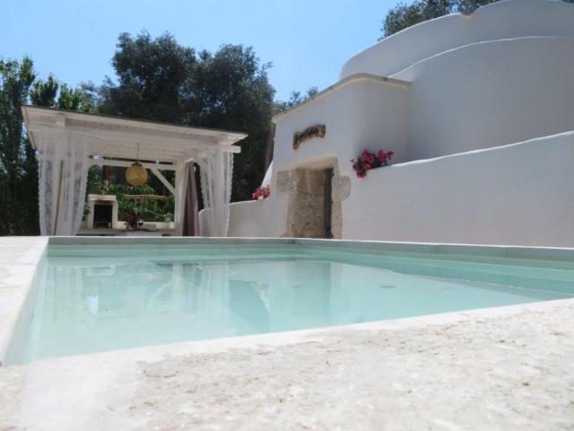 Puglia Vakanties Uniek Trullo Complex Met Twee Zwembaden 28
