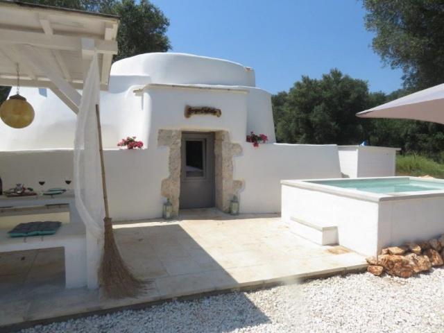 Puglia Vakanties Uniek Trullo Complex Met Twee Zwembaden 29