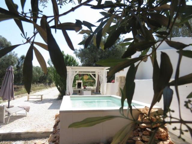 Puglia Vakanties Uniek Trullo Complex Met Twee Zwembaden 30