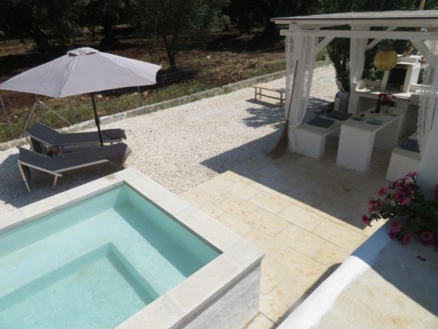 Puglia Vakanties Uniek Trullo Complex Met Twee Zwembaden 31