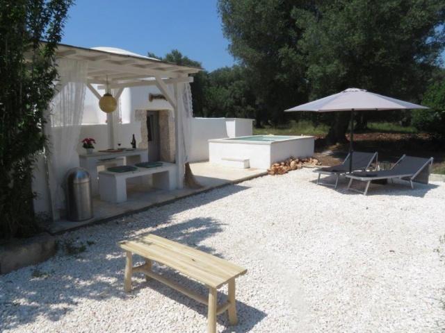 Puglia Vakanties Uniek Trullo Complex Met Twee Zwembaden 32