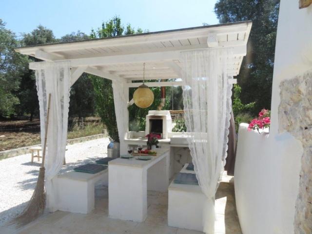Puglia Vakanties Uniek Trullo Complex Met Twee Zwembaden 33