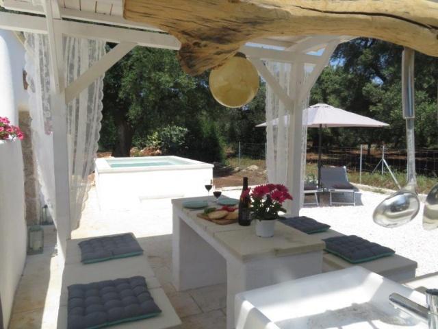 Puglia Vakanties Uniek Trullo Complex Met Twee Zwembaden 41