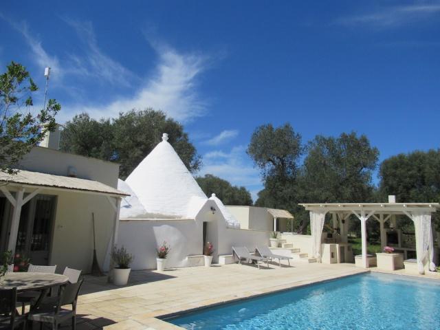 Puglia Vakanties Uniek Trullo Complex Met Twee Zwembaden 5