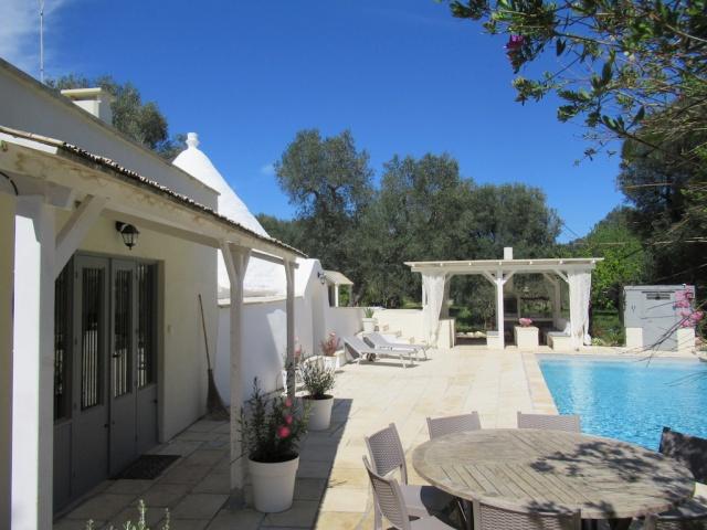 Puglia Vakanties Uniek Trullo Complex Met Twee Zwembaden 6