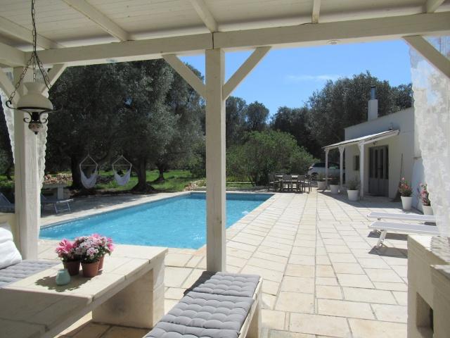 Puglia Vakanties Uniek Trullo Complex Met Twee Zwembaden 8
