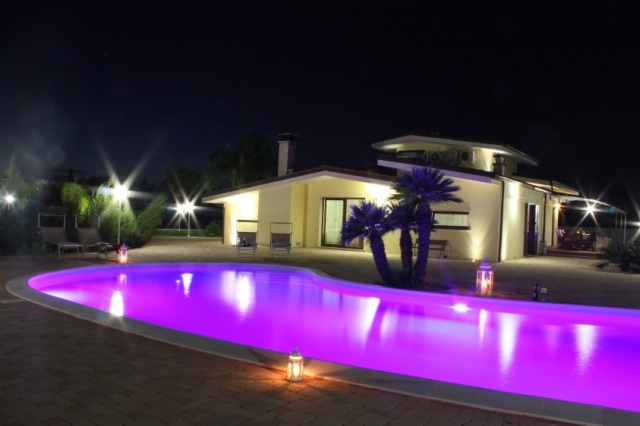 Pv2600 Gallipoli Puglia 12p Villa Met Zwembad 7635