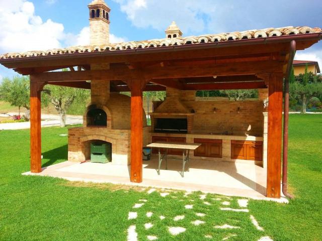 Residence Abruzzo Met Appartementen Restaurant En Zwembad 10