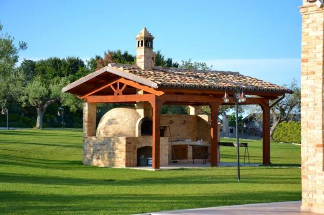Residence Abruzzo Met Appartementen Restaurant En Zwembad 11