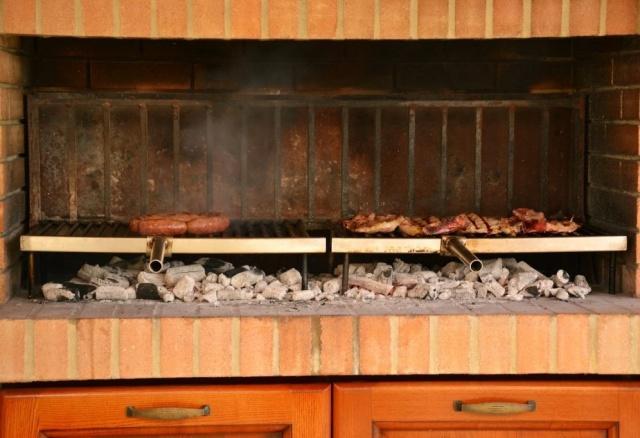 Residence Abruzzo Met Appartementen Restaurant En Zwembad 12