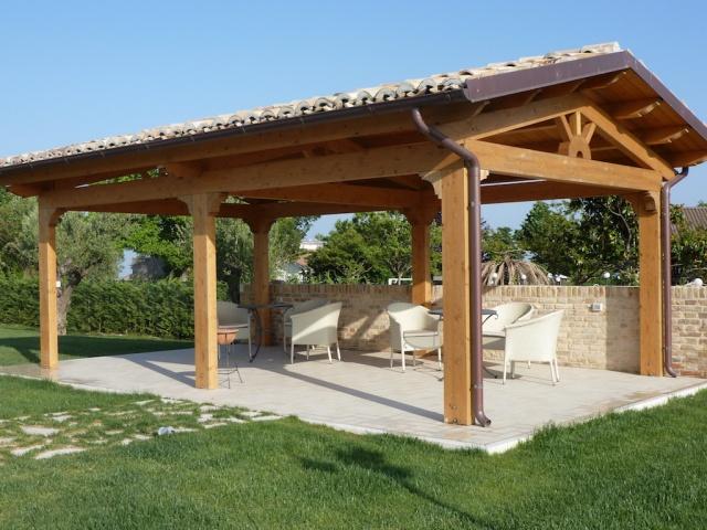 Residence Abruzzo Met Appartementen Restaurant En Zwembad 9