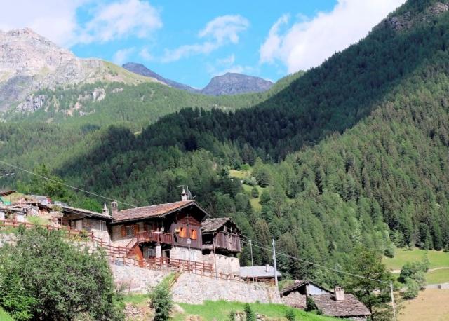 Ronalds Italie Val D Aosta Vakantie Chalet Voor De Zomer En Wintersport 3