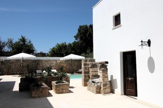 Salento Puglia Stadsappartement Met Zwembad 10