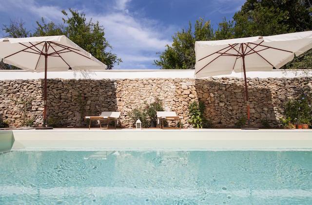 Salento Puglia Stadsappartement Met Zwembad 4