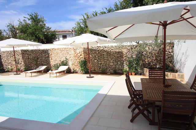 Salento Puglia Stadsappartement Met Zwembad 5
