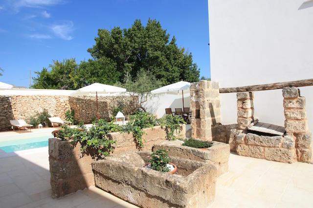Salento Puglia Stadsappartement Met Zwembad 6