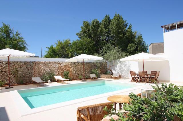 Salento Puglia Stadsappartement Met Zwembad 8