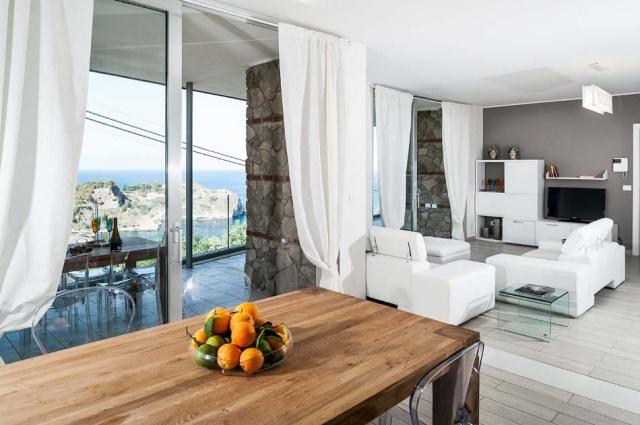 Sicilie Taormina Luxe Vakantieappartementen Met Zeezicht En Zwembad 11