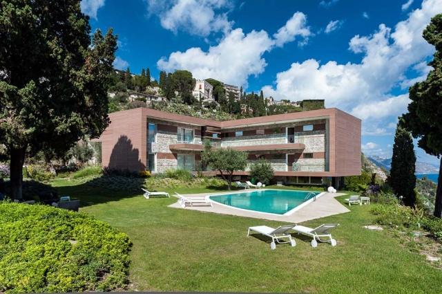 Sicilie Taormina Luxe Vakantieappartementen Met Zeezicht En Zwembad 19