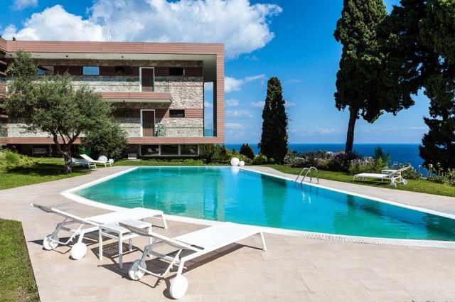 Sicilie Taormina Luxe Vakantieappartementen Met Zeezicht En Zwembad 21
