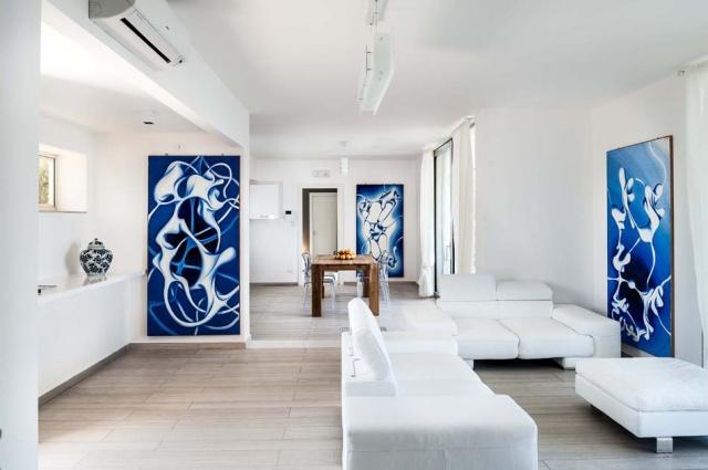 Sicilie Taormina Luxe Vakantieappartementen Met Zeezicht En Zwembad 8