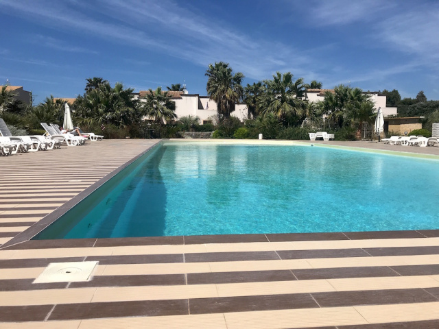 Sicilie Trapani Appartamenten Met Zwembad Vlakbij Zee En Zoutpannen 1a