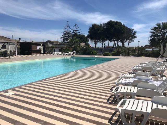 Sicilie Trapani Appartamenten Met Zwembad Vlakbij Zee En Zoutpannen 1b