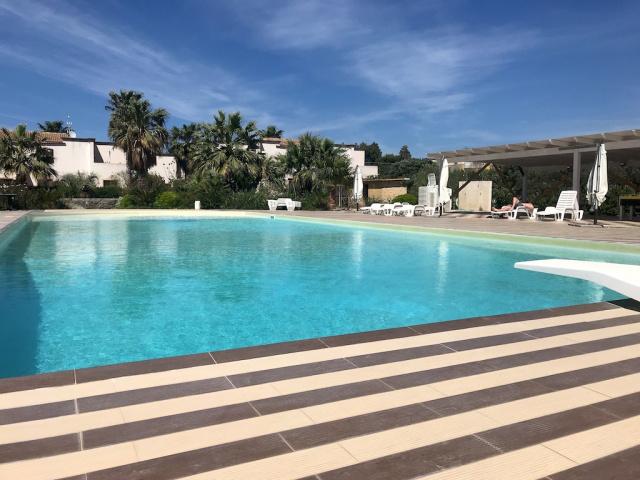 Sicilie Trapani Appartamenten Met Zwembad Vlakbij Zee En Zoutpannen 1c